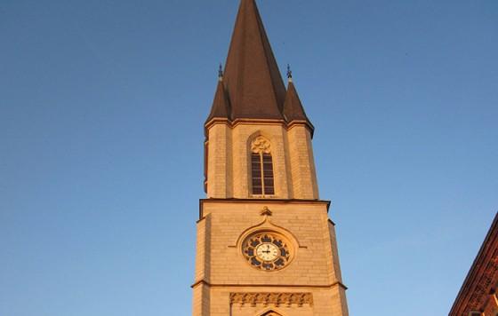 St. Ida Basilika Lippetal